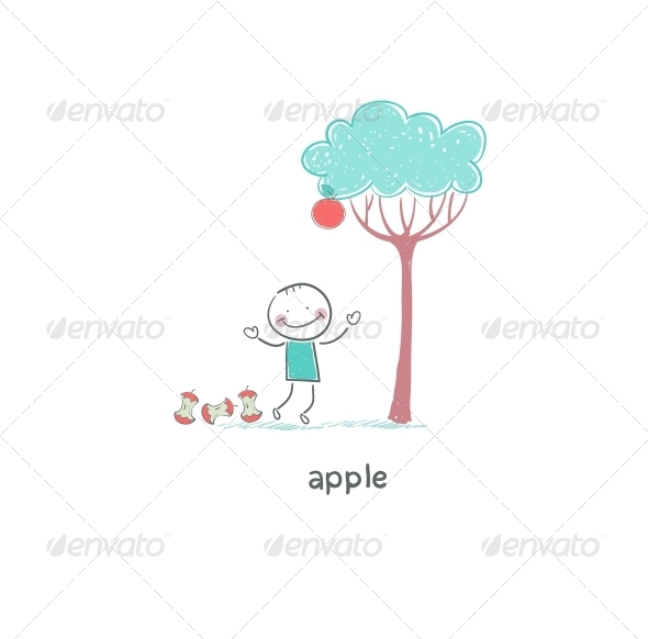 GraphicRiver Apple 4220140