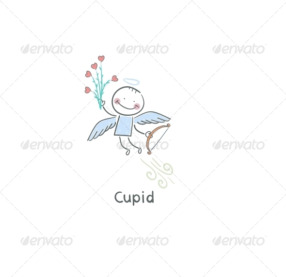 GraphicRiver Cupid 4220162