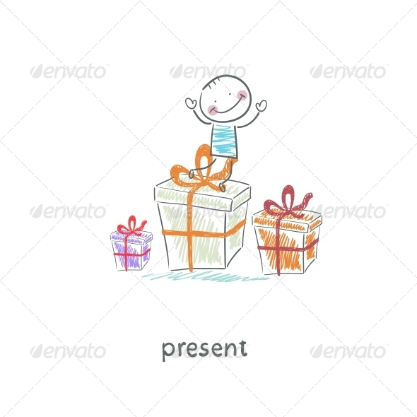 A Man and a Gift