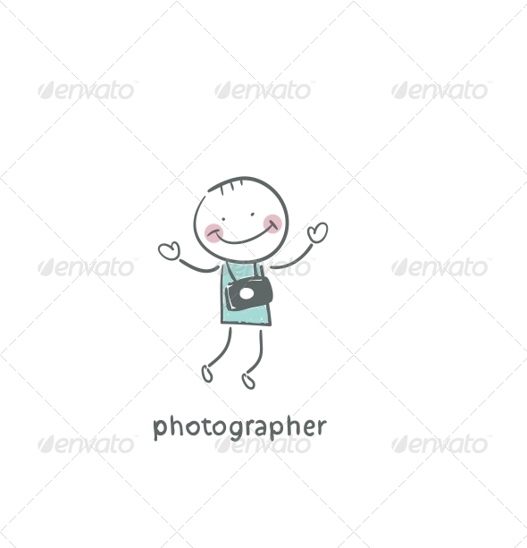 GraphicRiver Photographer 4220784