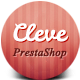 Cleve Responsive PrestaShop Theme