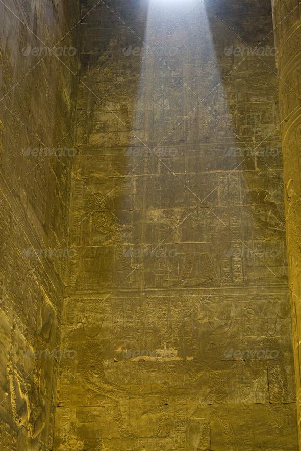 PhotoDune Temple of Horus 4221259