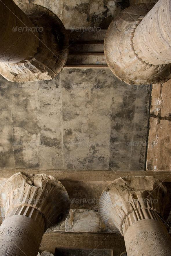 PhotoDune Temple of Horus 4221260