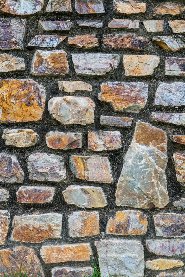 PhotoDune Stone wall texture 4221828