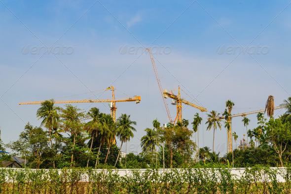 PhotoDune Crane 4221845