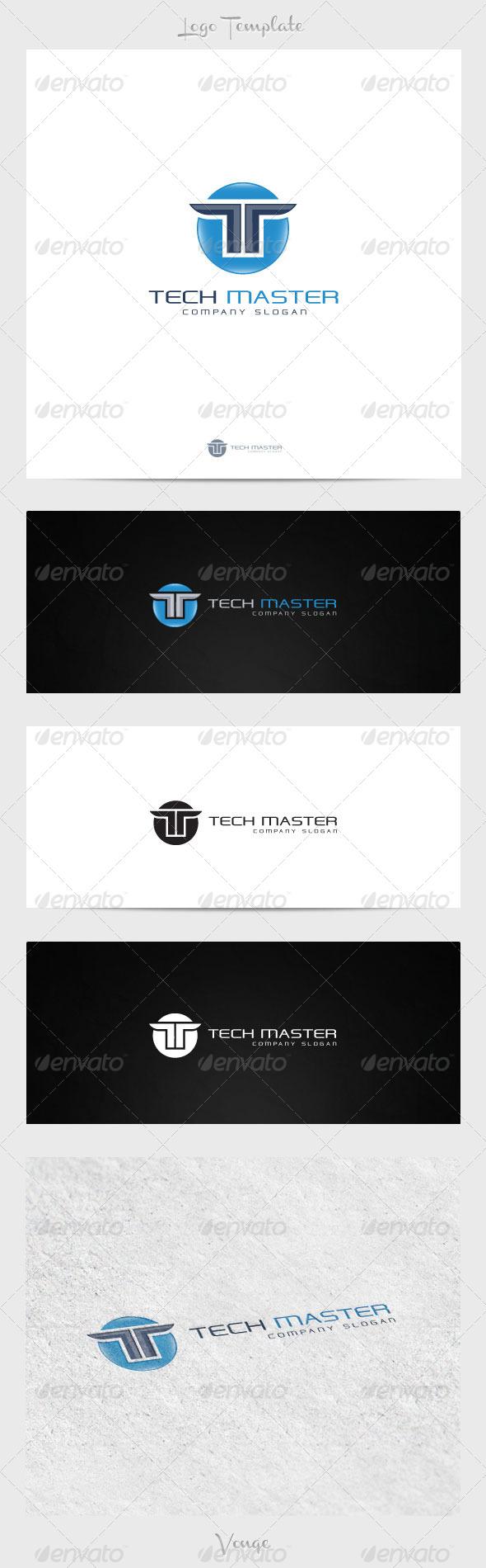 GraphicRiver Tech Master 4222972