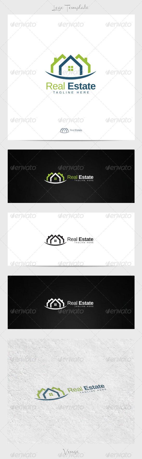GraphicRiver Real Estate Brand 4223020