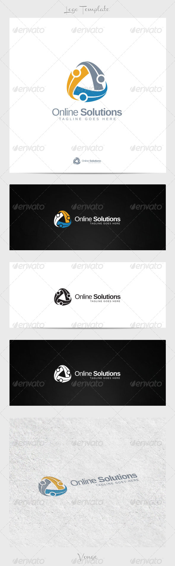 GraphicRiver Online Solutions 4223021