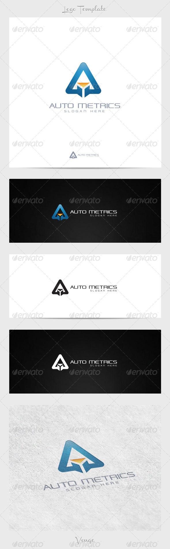 GraphicRiver Auto Metric 4223025