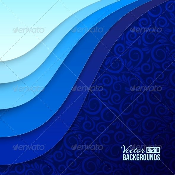GraphicRiver Colourful Paper for Background 4223963