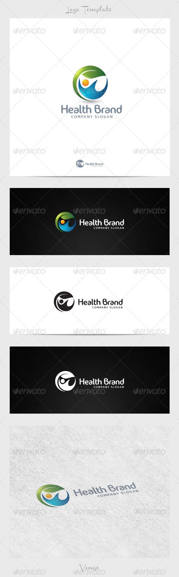 GraphicRiver The Health Brand 4224865