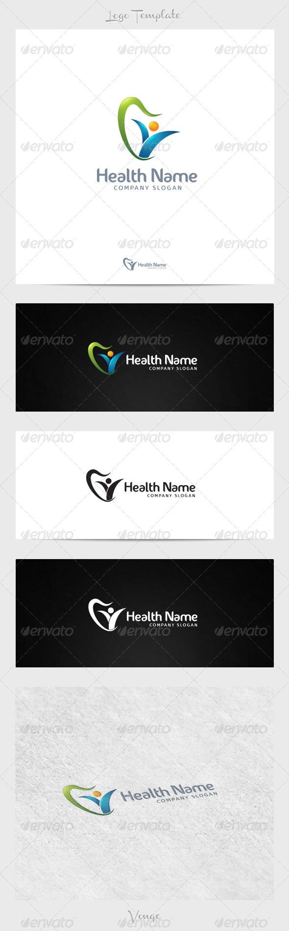 GraphicRiver Health Company 4224869