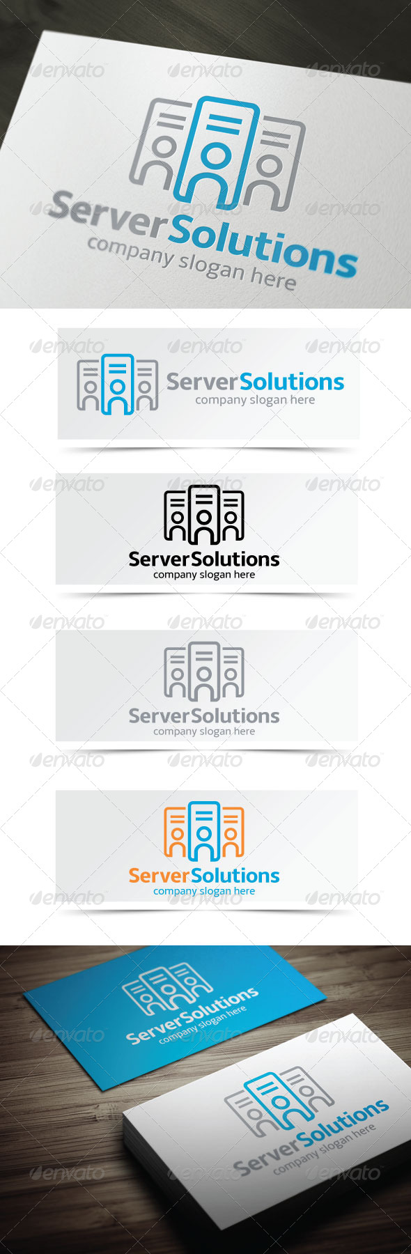 GraphicRiver Server Solutions 4226137