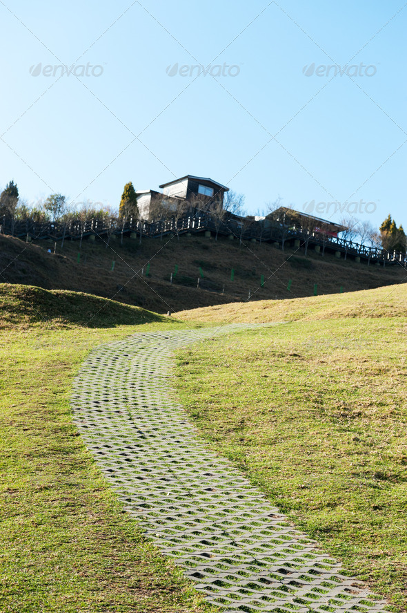 Chingjing Farm - Stock Photo - Images