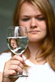 Girl with a glass of water - PhotoDune Item for Sale