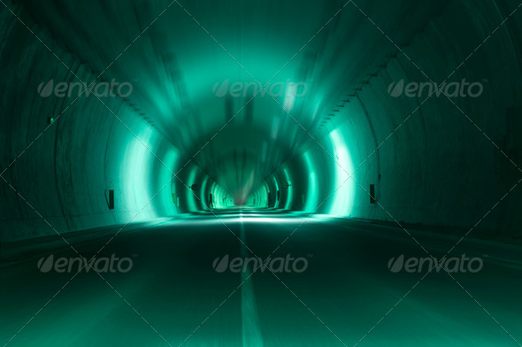 Tunnel - Stock Photo - Images
