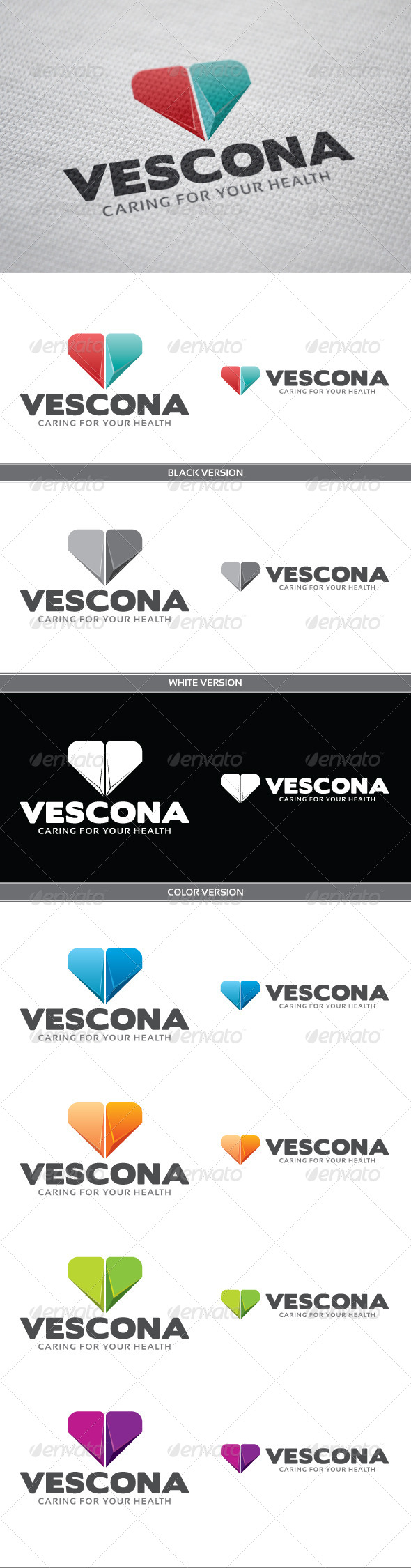 GraphicRiver Vescona 4124203