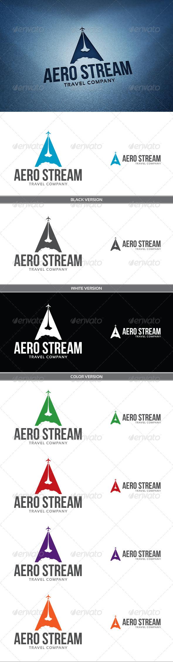 GraphicRiver Aero Stream 4125371