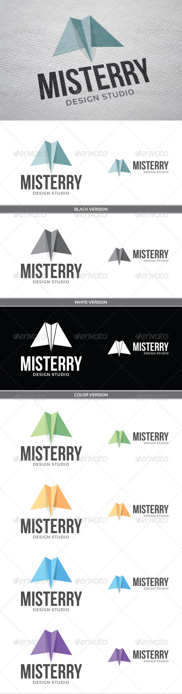 GraphicRiver Misterry 4125556