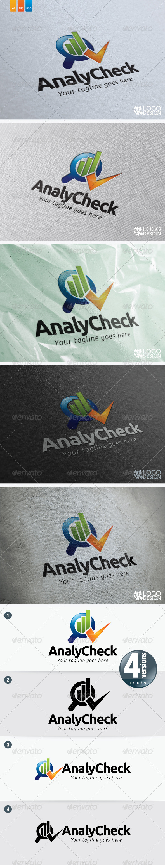 AnalyCheck - Symbols Logo Templates