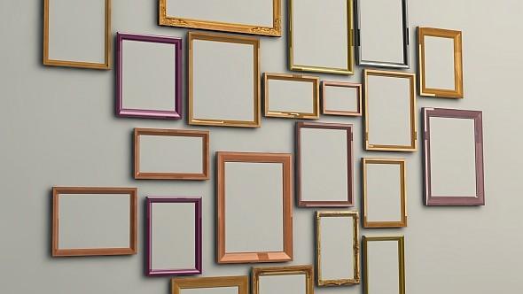 Real Frames - 3DOcean Item for Sale
