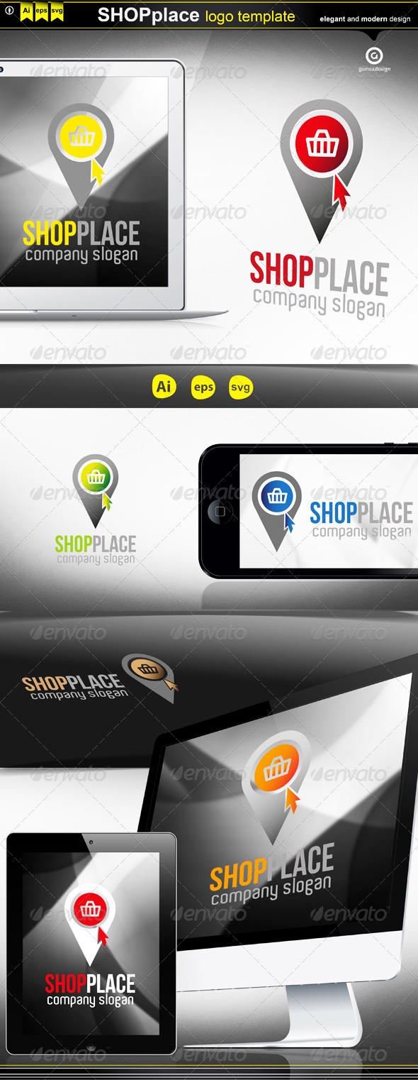 GraphicRiver shop place 4233050