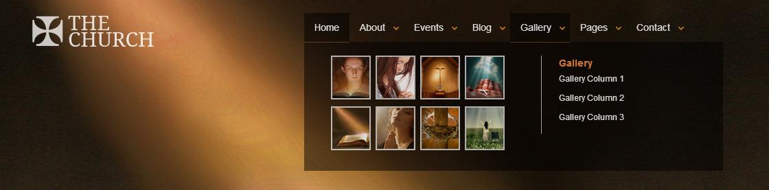 The Church - Responsive WordPress Theme