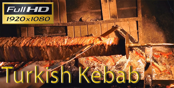Turkish Kebab FULL HD