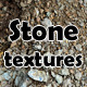 5 Broken stones textures - GraphicRiver Item for Sale