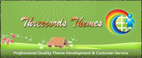 Threecords-themeforest