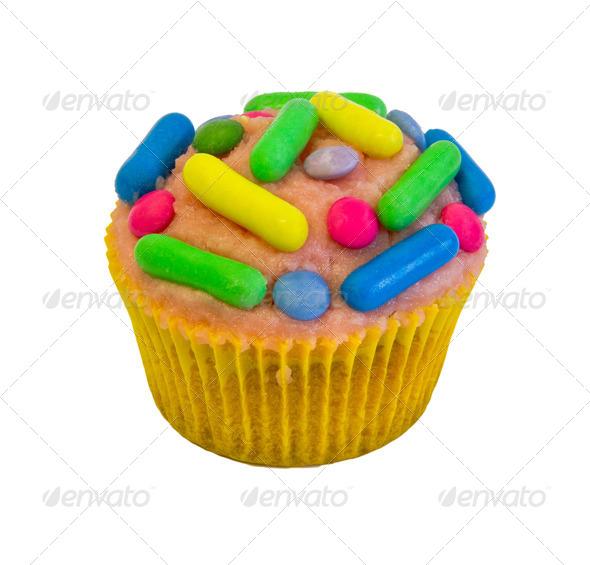 PhotoDune cup cake 4236506