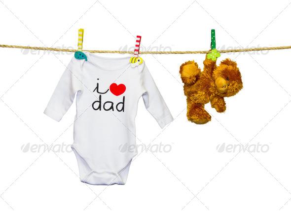 PhotoDune clothesline 4236508