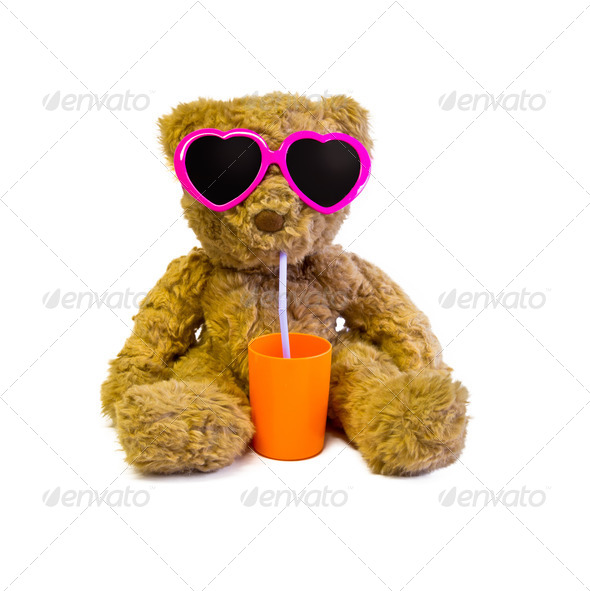 PhotoDune teddy bear 4236498