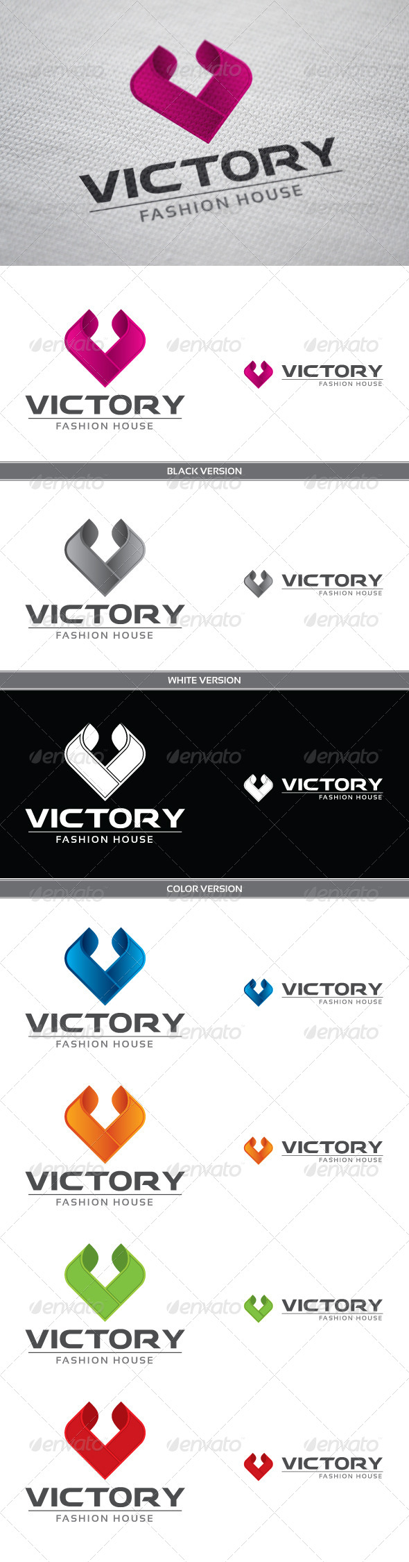 GraphicRiver Victory 4236642