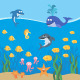 Sea Creatures 2 - GraphicRiver Item for Sale