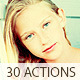 30 Film Actions - GraphicRiver Item for Sale