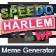 Speedo Harlem - Meme Shake Generatoro por WordPress - WorldWideScripts.net Item por Vendo