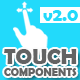 TouchComponents v2.0 - ActiveDen Item for Sale