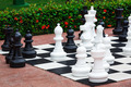 Chess great outdoors - PhotoDune Item for Sale