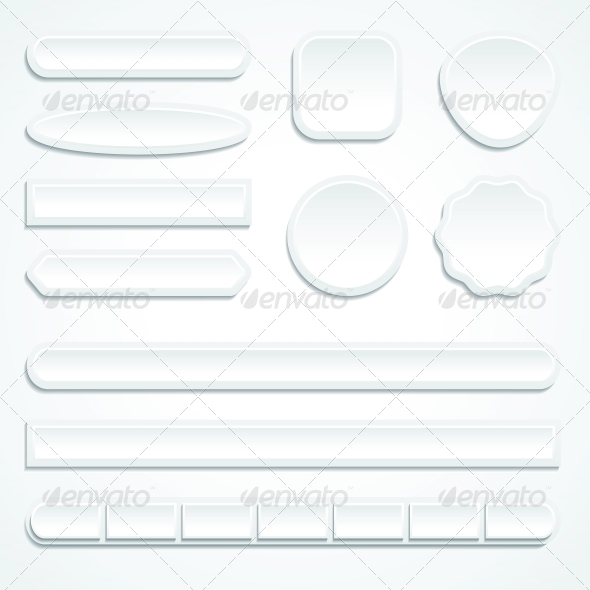 GraphicRiver Web Buttons Set 4239293
