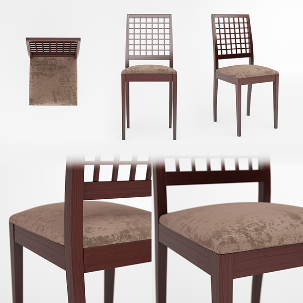 3DOcean 3D model of Chair 4239724
