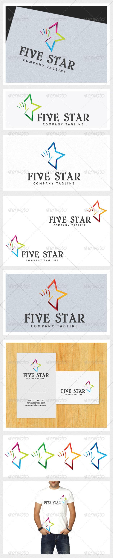 GraphicRiver Five Star 4051368