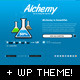Alchemy - Under Construction Template + WP Theme - ThemeForest Item for Sale