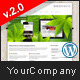 YourCompany - Responsive Business WordPress Theme - ThemeForest Item for Sale