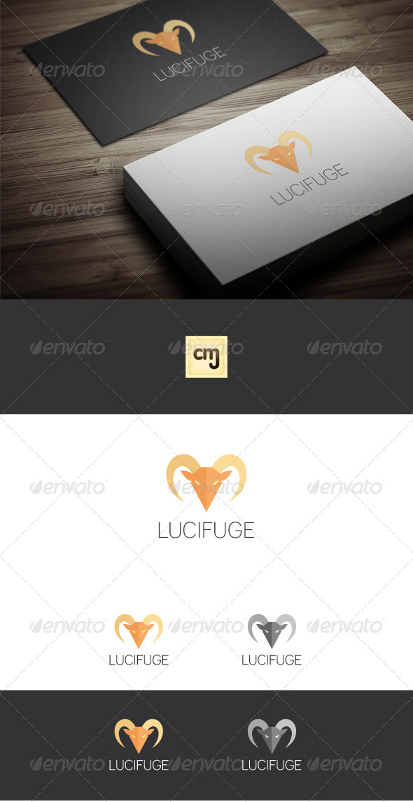 Lucifuge Logo Template