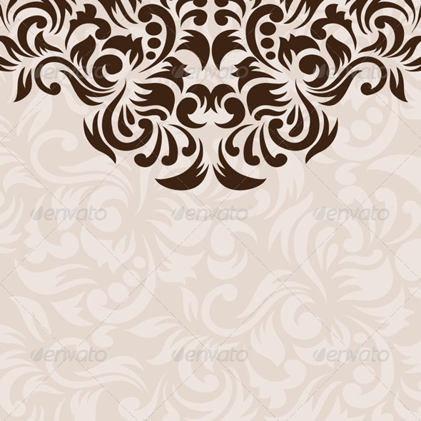 Ornament Background - Backgrounds Decorative