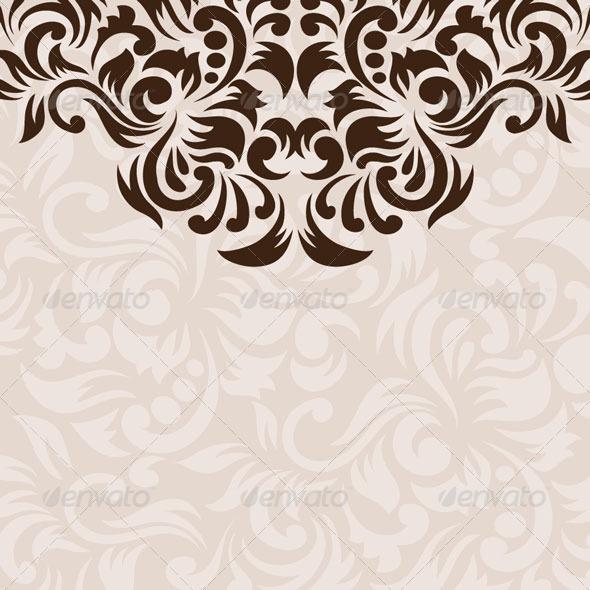 GraphicRiver Ornament Background 4242926