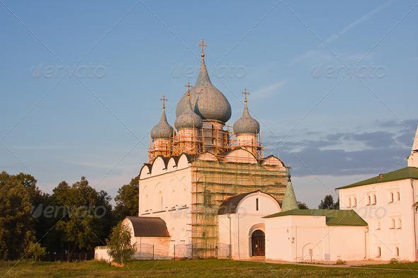 PhotoDune Kremlin city Cuzdal Russia 4243620