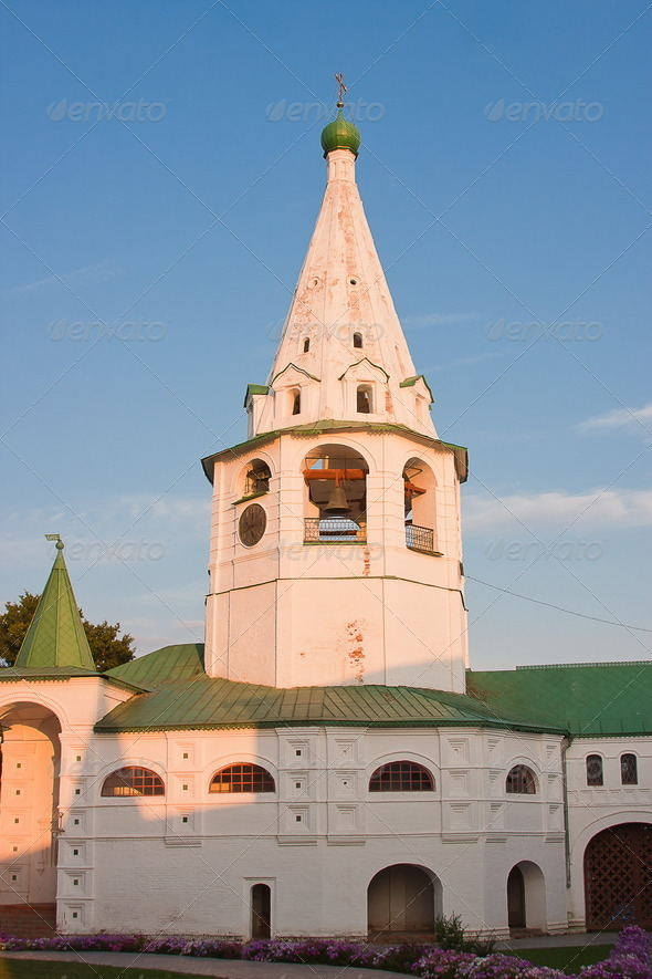 PhotoDune Kremlin city Cuzdal Russia 4243629