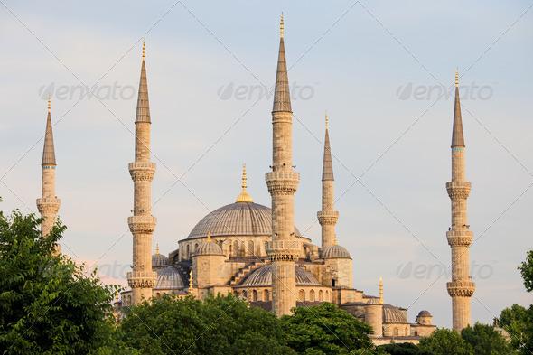 PhotoDune Sultan Ahmet Mosque in Istanbul 4243735